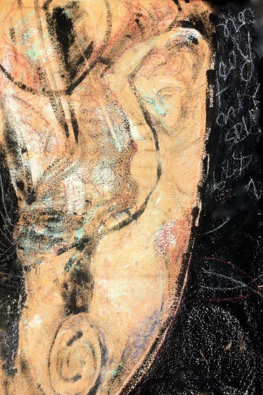 Mermaids, Violins, Relics, New York--Rebecca Pyle