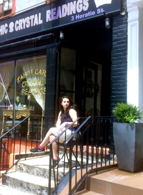 Near Jane Street--Psychic & Crystal Readings