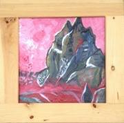 Shiprock (Shiprock, New Mexico)---Rebecca Pyle