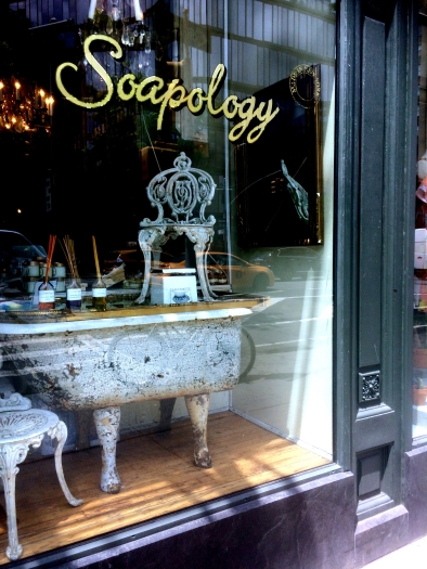 West Village, Soapology
