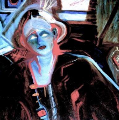 The Woman in the Velvet Jacket II