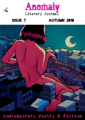 Anomaly cover, issue 7, 2018