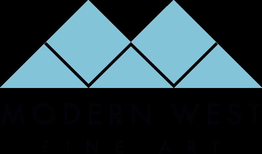 modern west logo