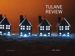 tulane review i