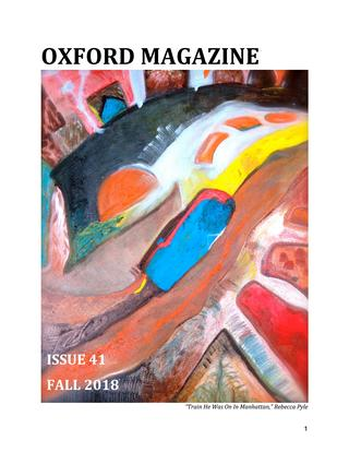 oxford magazine, issue 41
