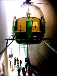 The Helicopter in the Art Museum