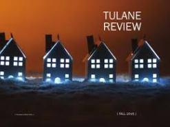 tulane review...