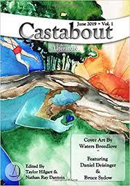 Castabout art:lit journal June 2019