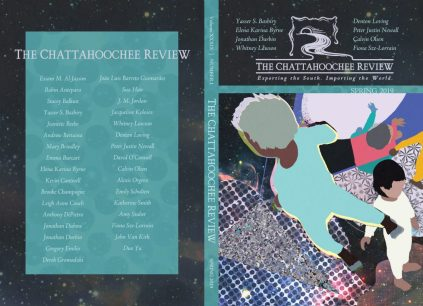 Chattahoochee Review cover 2019