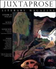 Cover art JuxtaProse art:lit journal volume 21 Rebecca Pyle
