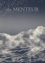 The Menteur art:lit journal cover 2019