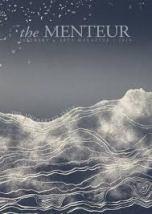 The Menteur art:lit journal cover 2019