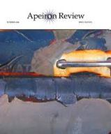 Apeiron Review 2016 cover