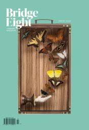 Bridge Eight, cover, butterflies