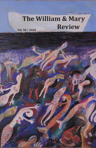 william and mary review cover vol. 58
