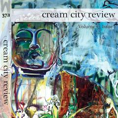 Cream City Review cover 2013