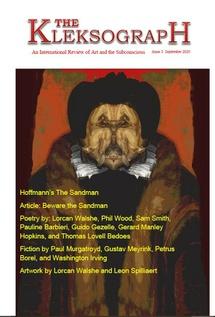 Kleksograph, cover, volume3
