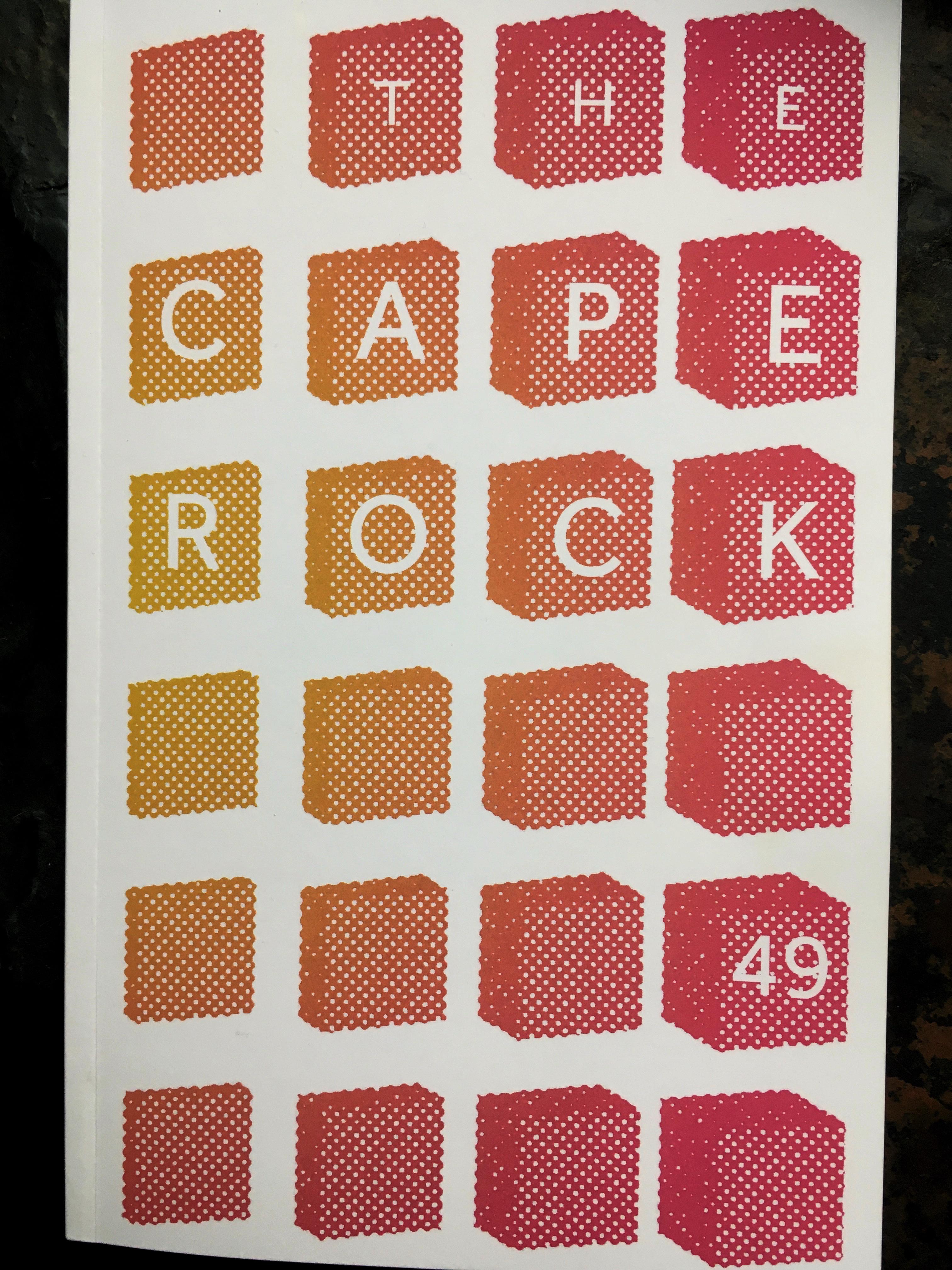 The Cape Rock, cover, volume 49