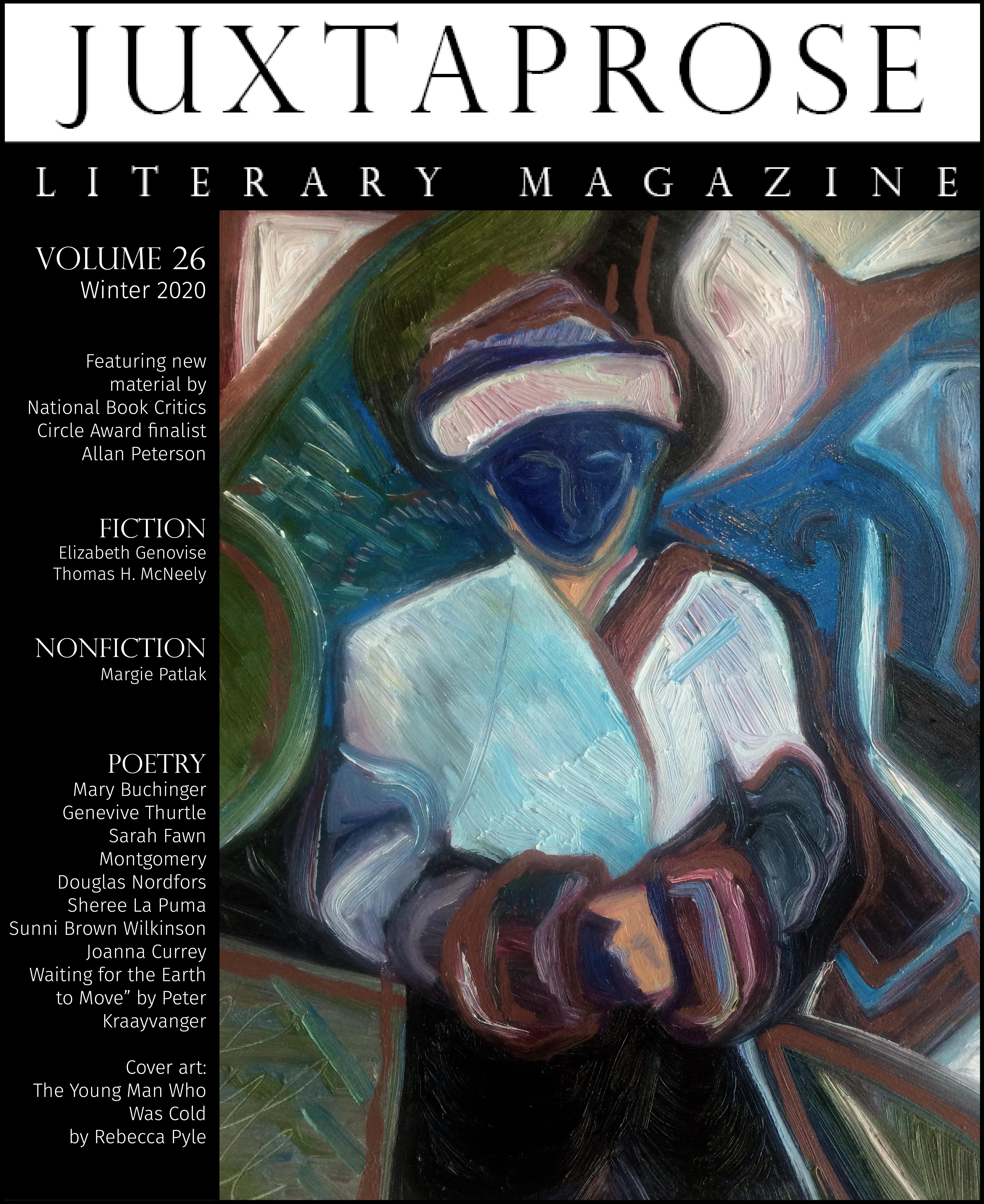 JuxtaProse Volume-26-Cover