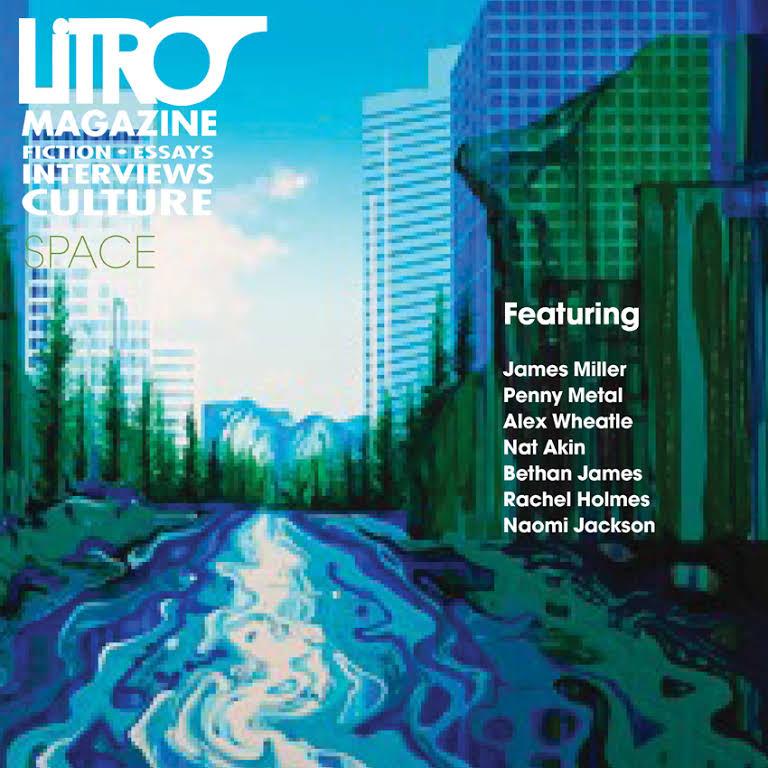 Litro magazine cover