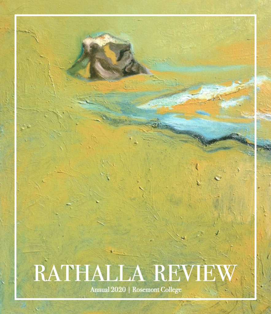 Rathalla Review Annual 2020 cover